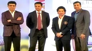 Download Sachin Tendulkar Launches His Own Autobiography | Playing It My way Video