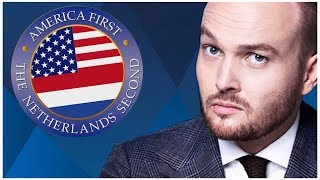 Download America First - The Netherlands Second - Donald Trump Zondag met Lubach Video
