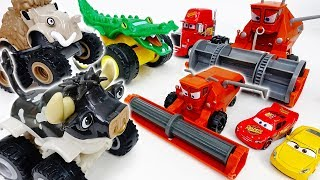 Download Animal Cars Are Raving~! Frank, Teach Them A Lesson - ToyMart TV Video