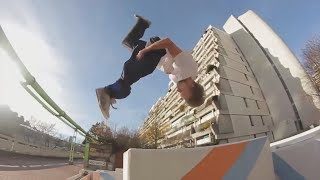 Download Parkour and Freerunning 2018 - Amazing Moves Video