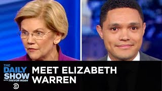 Download Getting to Know Dem: Elizabeth Warren | The Daily Show Video