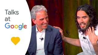 Download Russell Brand & Bob Roth: ″Meditation, Comedy, New Fatherhood, Recovery, and Life″   Talks at Google Video
