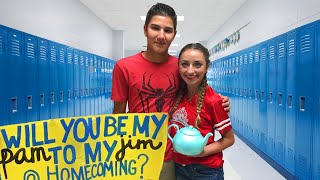 Download Brooklyn Gets Asked to Homecoming in Front of School | Behind the Braids Ep.12 Video