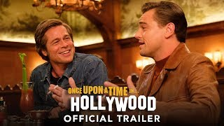Download ONCE UPON A TIME IN HOLLYWOOD - Official Trailer (HD) Video