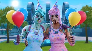 Download Birthday stream :) New Legenday Tac Shotgun Update Soon! | Fortnite Video