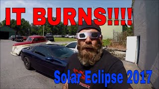Download The Solar Eclipse Almost KILLED ME!! Video