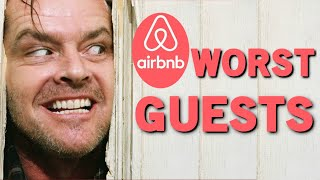 Download My 10 Worst Airbnb Guest EVER! (AIRBNB BIGGEST PROBLEM!) Video