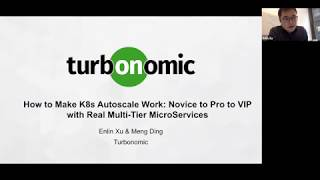Download How to Make K8s Autoscale Work: Novice to Pro to VIP with Real Multi-Tier MicroServices Video