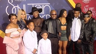 Download Teddy Riley 2016 Soul Train Awards Red Carpet Video
