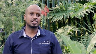 Download Emerging customers in Kenya - Interview of Ronnie Gichuki, MicroEnsure Innovation Lab Video