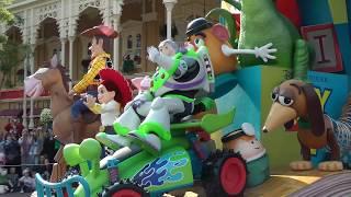 Download Disney's Once Upon a Dream Parade 2011 - Disneyland Paris Video