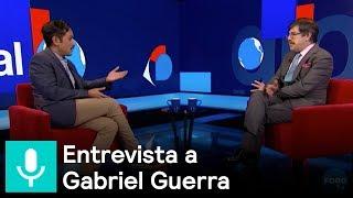 Download Genaro Lozano entrevista a Gabriel Guerra Video