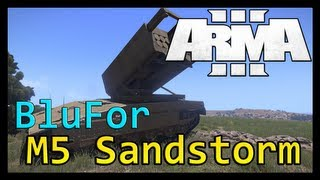 Download 【ARMA 3】 M5 Sandstorm | Gameplay Cinematic Video