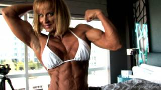 Download Holly Chambliss HerBicepsShoot Teaser Video