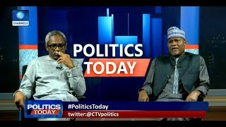 Download Hunkuyi Insists Lawmakers' Defection Not 'Ticket Hunting', Gbajabiamila Disagrees |Politics Today| Video