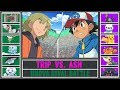 Download Ash vs. Trip (Pokémon Sun/Moon) - Unova Rival Battle Video