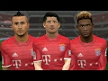 Download Plantilla Del FC Bayern Munich 2016-17 | Caras & Faces Dream League Soccer  |. Video