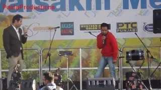 Download Binnu Dhillon and Rana Ranvir comedy {Visakhi Mela Hounslow London} Video