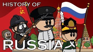 Download The Animated History of Russia Video