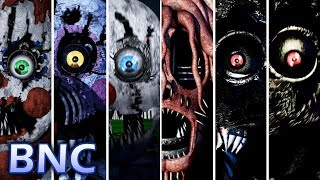 Download Evolution of Baby's Nightmare Circus Jumpscares (2017-2018) Video