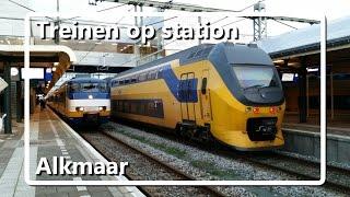 Download Treinen op station Alkmaar // Dutch Train Compilation Video