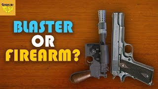 Download 10 Reasons Why Firearms are BETTER than Blasters Video