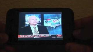 Download CNN mobile iPhone App Review Video