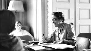 Download Hannah Arendt – Power and Violence (1968 Lecture) Video