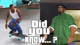 Download GTA San Andreas Secrets and Facts 9 Video
