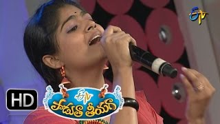 Download Enno Yellu Gatinchi Padyam - Shivani Performance in ETV Padutha Theeyaga 11th January 2016 Video