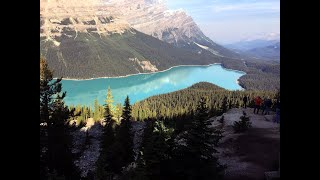 Download Canadian Rockies from the air Video