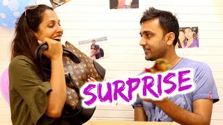 Download Biggest Surprise Ever | 8 Years Of Togetherness | DIML | ShrutiArjunAnand Video