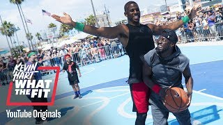 Download Bonus Scene: Kevin Shows Chris Paul He Can Shoot | Kevin Hart: What The Fit | Laugh Out Loud Network Video
