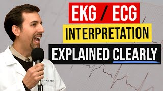 Download EKG / ECG Interpretation Explained Clearly (MedCram EKG / ECG Course) Video