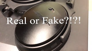 Download Real or Fake? Unboxing Bose Quietcomfort 35 II Video