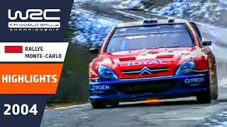 Download WRC Highlights: Monte Carlo 2004: 52 Minutes Video