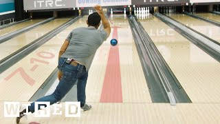 Download Why It's Almost Impossible to Make a 7-10 Split in Bowling | WIRED Video