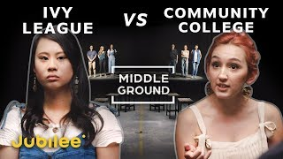 Download Ivy League vs Community College: Which Education Is Better? Video