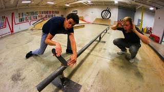 Download PRO HANDBOARDERS PLAY FULL PARK S.K.A.T.E! Video