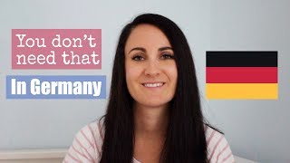 Download THINGS YOU DON'T NEED IN GERMANY 🇩🇪 New Zealander in Germany Video