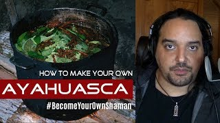 Download How To Make Ayahuasca At Home - VIDEO Video