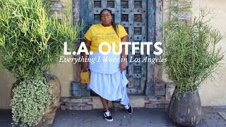 Download EVERYTHING I WORE IN LA   PLUS SIZE FASHION Video