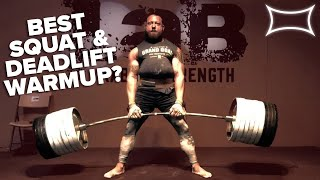 Download THE BEST Warm Up for Big Skwaats and Deadlifts (Ft. Chris Duffin) Video