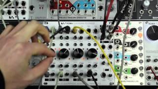Download KOMA Elektronik Poltergeist Analog Quadraphonic Mixer Teaser Video