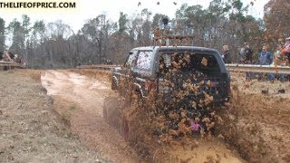 Download TEXAS MUD FEST MUD BOG RACES @ SHILOH RIDGE IN ALTO, TX Video