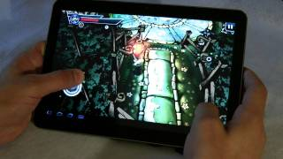 Download Galaxy Tab 10.1v test multimedia and Games Video