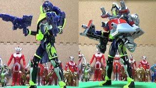 Download #5 仮面ライダースナイプ   Kamen Rider Japanese Toys Video