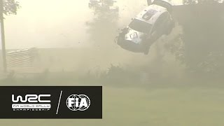 Download WRC - Neste Rally Finland 2016: Highlights Stages 11-15 Video