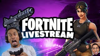 Download FORTNITE w/ SUBSCRIBERS Live Streamy Weamy Video