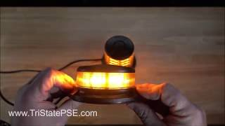 Download SoundOff Signal 2400 Series Led Beacons, the World's Smallest Beacon!? Video